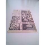 Luis Macaya - Clipping Exposicion Dibujos Originales 1930s