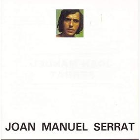 Joan Manuel Serrat Mi Niñez Vinilo Lp Nuevo En Stock