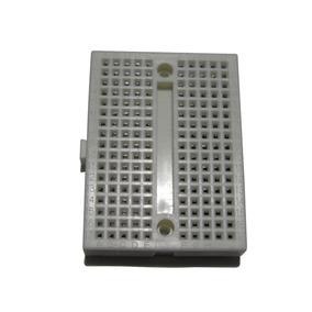 Mini Protoboard 170 Pontos Várias Cores