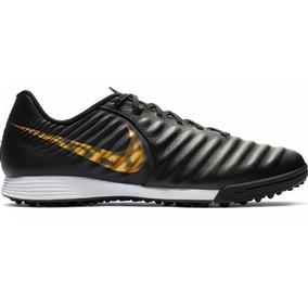 b527199d4c Chuteira Branca E Dourada Nike - Chuteiras no Mercado Livre Brasil