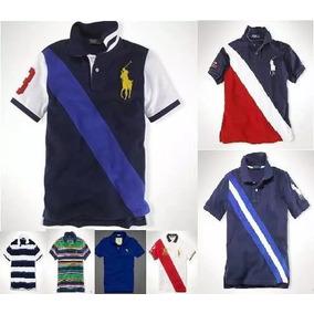 Camisa Polo Ralph Lauren Holliter Abercrombie Baraodapolo - Pólos no ... 42951e5313f