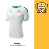 Camisa Senegal - Camisas de Futebol no Mercado Livre Brasil 1972b553454b9