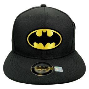 Gorra Batman Licencia Original Dc Comics Dadivit 1er Logo 5d237db28a5