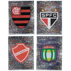 C007 Campeonato Brasileiro 2006 - Escudos - Cromos