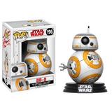 Funko Pop Star Wars #196 The Last Jedi Bb-8 Nortoys