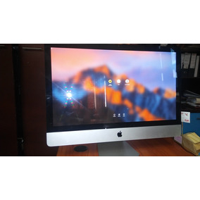 Mac Os Sierra Apple Original Procesador Intel I7 Core 27