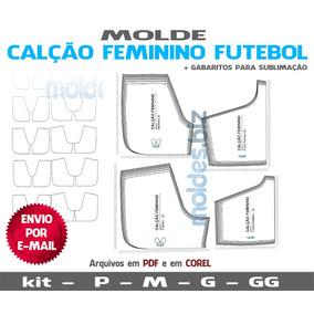 4918829d658ba Molde De Camisa De Futebol - Indústria Têxtil e Confecção no Mercado Livre  Brasil
