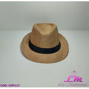 422a14eb696c9 Chapeu Panama Fita Marrom - Acessórios da Moda no Mercado Livre Brasil