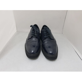 Zapato Estilo Derby Massimo Dutti Originales + Envío Gratis