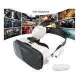 Gafas Lentes Realidad Virtual Vr Regalo Control Gratis