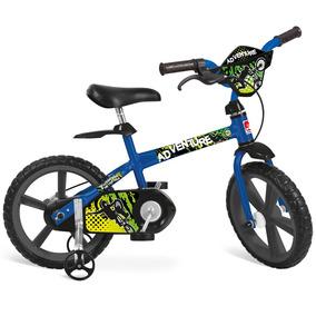 Bicicleta Aro 14 - Boys - Adventure - Bandeirante