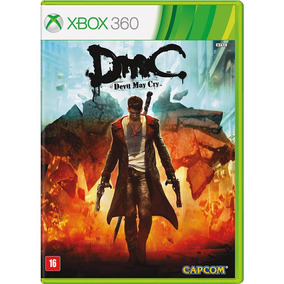 Devil May Cry Dmc Dmc 5 Xbox 360 Original Midia Fisica