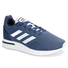 ccd83387dea Lifter Adidas - Tênis Textil Azul no Mercado Livre Brasil