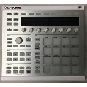 Native Instruments Maschine Mkii - Excelente Estado (usada)
