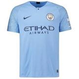Uniforme Futebol - Camisa Manchester City no Mercado Livre Brasil de7be9ca3956b
