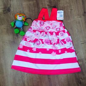 Vestido Infantil Verão Alcinha