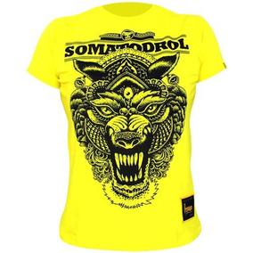 Camiseta Iridium Labs Somatodrol- Amarelo G 34baedc71d6