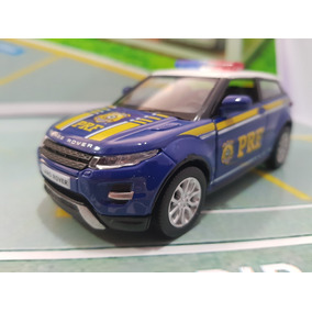 Ranger Rover Evoque Polícia Rodoviária Federal 2015 Prf