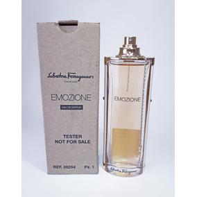 977283e24d759 Perfume Salvatore Ferragamo Emozione Edp 92ml Tester
