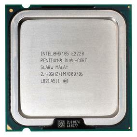 Pentium Dual Core E2220 2.4ghz