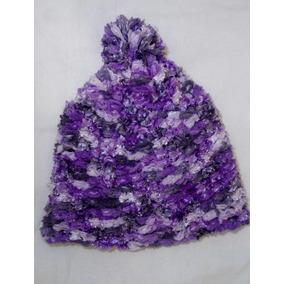 fc9e4d3dbf61d Touca Croche Feminina Adulta - Acessórios da Moda no Mercado Livre ...