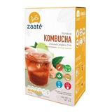 Zaaté Kombucha Té Verde Tisana Limonada Jengibre Chía 1 Kg