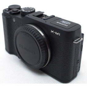 Corpo Câmera Fujifilm X-m1 (somente Corpo)