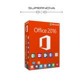 Office 2016, 32 / 64 Bits, Windows + Video Tutorial