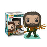 Funko Pop Aquaman 245 Aquaman 245 Nuevo Original Magic4ever