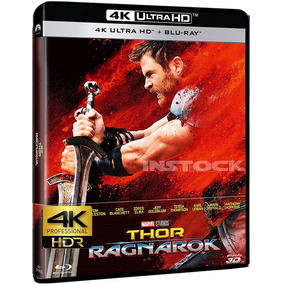Thor: Ragnarok 4k Hdr |2160p Entrega Inmediata Digital