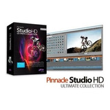 Pinnacle Studio 15 Hd Ultimate Collection+curso