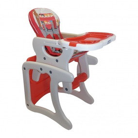 Infanti - Hb-gy-01 Silla De Comer Carpeta Sit Up Rojo