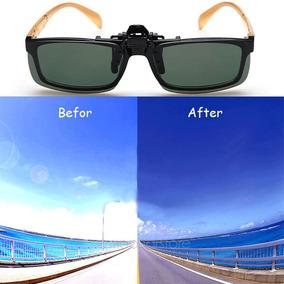 Clip On Sobrepor Sobre Óculos De Grau Lentes Grandes - Óculos no ... 90f00f4904