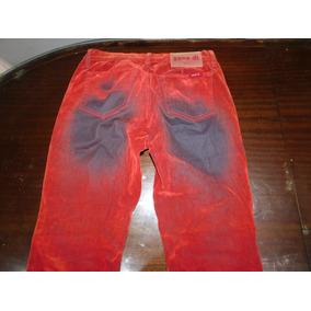 Pantalones Oxford Elastizados Rojos - Ropa y Accesorios en Mercado ... 47827c6e4f38