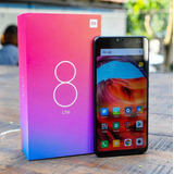 Celular Xiaomi Mi8 Mi 8 Lite 64gb 4gb Ram Global Tela 6.26