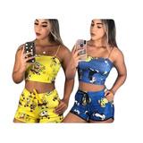 Kit 10 Conjuntos Batedeira Feminino Moda Carnaval Revenda