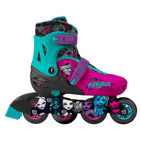 5190 Monster High Patines En Linea