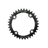 Coroa Bike Narrow Wide 32 34 32 Dentes- 104bcd Ekfan Shimano