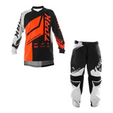 Roupa Calça E Camisa Pro Tork Factory Motocross Piloto