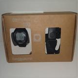 Relógio Monitor Cardíaco Preto Onrhythm 100 + Cinta Geonaute