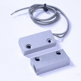 Sensor Interruptor Magnético Metálico Para Alarmas