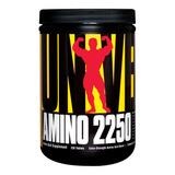 Aminoácido Amino 2250 Universal 100 Tab - Masa Muscular