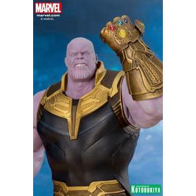 Pré Venda Estátua Thanos Guerra Infinita Kotobukiya Artfx+