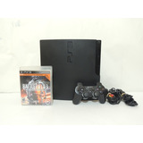 Consola Ps3 Slim 160gb ¡envio Gratis!
