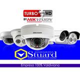 Instalación Cámaras De Seguridad Hogar Y Empresa, Valdivia