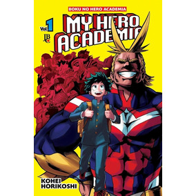 My Hero Academia - Boku No Hero Academia - Volume 1 - Jbc