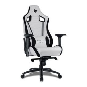 Cadeira Pichau Gaming Bukhara White Edition White/black