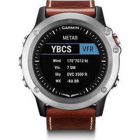 Pilot Watch Garmin D2 Bravo Aviator Piel Café Aviacion Msi