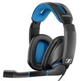 Audífono Gamer Sennheiser Gsp 300 Negro Y Azul