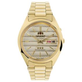 acfb4381ae0 Relógio Orient Automático 469wc2 Masculino Dourado - Relógios De ...